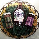 Huckleberry Gift Basket