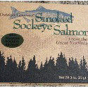 Smoked Salmon Sockeye Box
