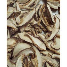Dried Sliced Shiitake Mushrooms
