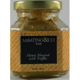 Honey Mustard with Truffles