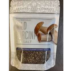 Wild Porcini Sea Salt