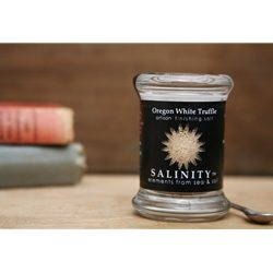 Oregon White Truffle Salt
